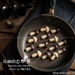 巧克力饼干(自己做孩子最爱吃的蘑菇力)