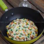 米饭披萨饼(早餐菜谱)