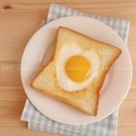 吐司煎蛋(早餐菜谱)