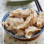 芹菜牛肉馅饺子(早餐菜谱)