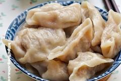 芹菜牛肉馅饺子