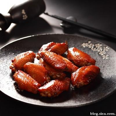 蜂蜜麻香烤翅