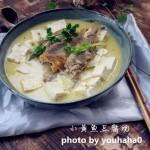 小黄鱼豆腐汤