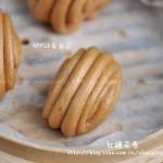 迷你红糖花卷(早餐菜谱)