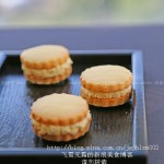 乳酪夹心饼干(甜品点心)