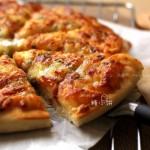 蓝纹奶酪披萨(早餐菜谱)