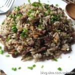 牛肉炒饭(早餐菜谱)