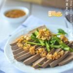 香辣爆羊肝、鲜嫩拌羊肝(怎样炒肝尖嫩滑香脆不腥不膻)