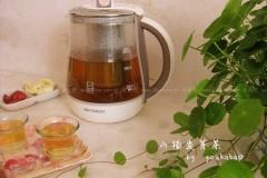 山楂麦芽茶