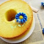 南瓜戚风蛋糕(甜品点心)