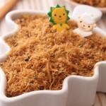 自制芝麻肉松(面包机食谱)