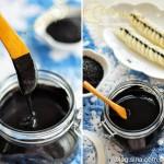 浓醇黑芝麻酱(早餐菜谱)