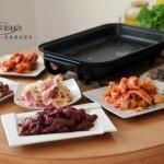 家庭韩式烤肉