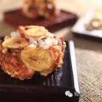 香蕉松饼(烤箱菜)