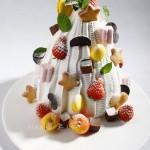 圣诞树蛋糕(圣诞节甜品点心)