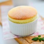 香草舒芙蕾(法式经典甜品)