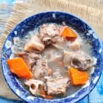 排骨莲藕汤(寒冷冬季的一碗暖身汤)