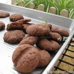 巧克力曲奇饼干(甜品点心)
