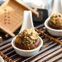 香菇菰米盏
