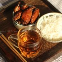 蒜香豉油蒸鸡翅