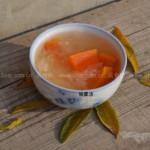 木瓜银耳汤(2个更容易煮出银耳胶质的小窍门儿)
