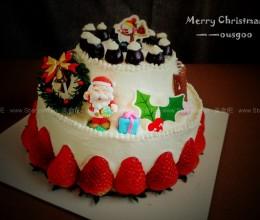 快乐主题蛋糕