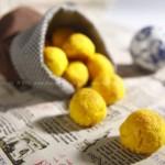 椰子球(自制小零食)