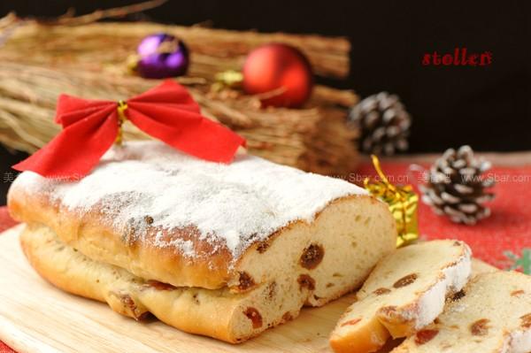 圣诞面包史多伦Stollen