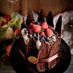 黑魔王森林蛋糕(甜品点心)