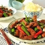 超嫩滑杭椒牛柳(怎样炒出又嫩又滑的牛肉)