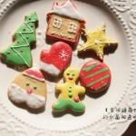 圣诞糖霜饼干(圣诞节美食)