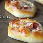 培根白酱面包(早餐菜谱)