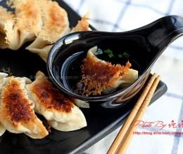 沙丁鱼冰花煎饺