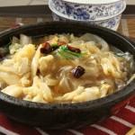白菜炖粉皮