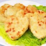 土豆鸡蛋饼(早餐菜谱)
