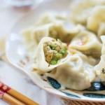 茄子尖椒水饺(早餐菜谱)