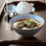 自制豆腐花(早餐菜谱)