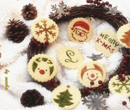 圣诞主题饼干
