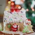 姜饼屋(圣诞节美食)
