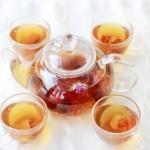 檸檬玫瑰花茶(養顏美容)