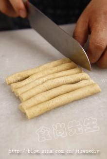 肉桂马蹄饼干