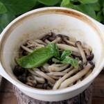 橄榄油蒜香蘑菇