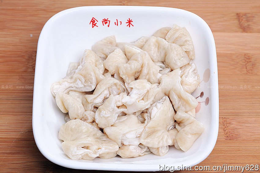 辣椒炒猪大肠