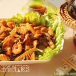 八珍豆腐(天津人下馆子最爱点的下饭菜)