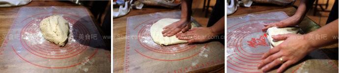 铸铁锅面包