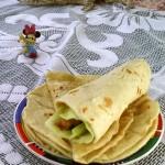 墨西哥卷饼(早餐菜谱)