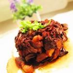 筍干扣肉(年夜飯)