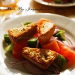 杂粮面包沙拉(瘦身沙拉)
