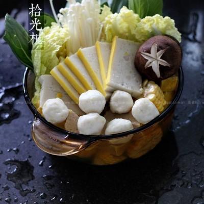 湖北鱼糕火锅