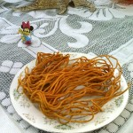 面条馓子(空气炸锅菜谱)
